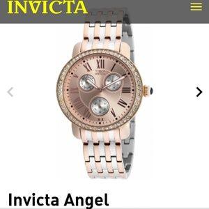 Authentic INVICTA Angel Women's Watch